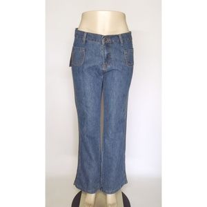 She Cool| Flare Jeans Size Junior 9/10 11/12